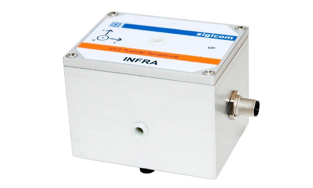 INFRA V12 Capteur de vibration