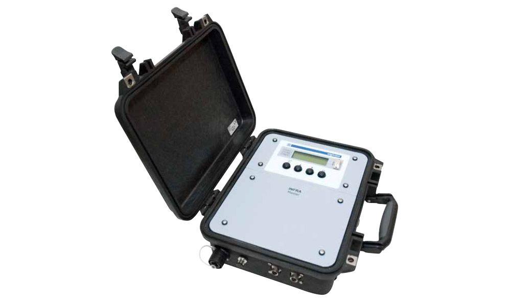 infra master 4100